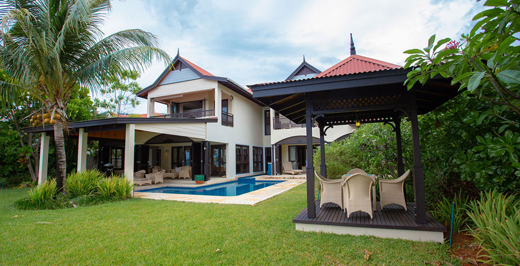 Ocean view 5 bedrooms Villa whis private sweeming pool