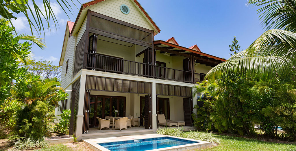 Ocean view meson (4 bedrooms) whith private pool